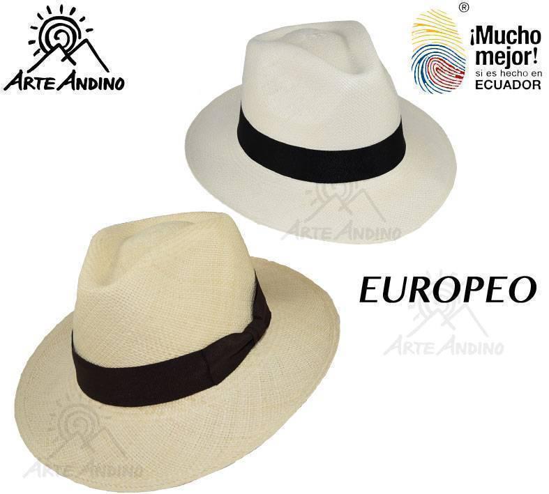 Panamahut-Europeo